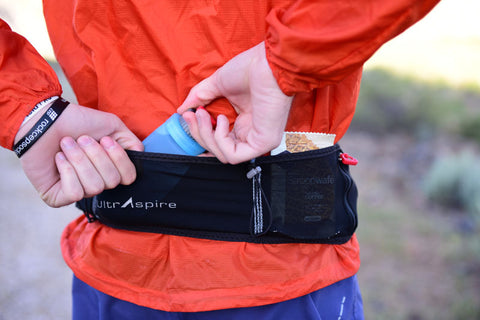 UltrAspire Fitted Race Belt - Run Republic