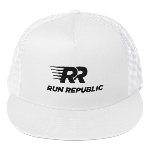 Trucker Cap - high profile - Run Republic