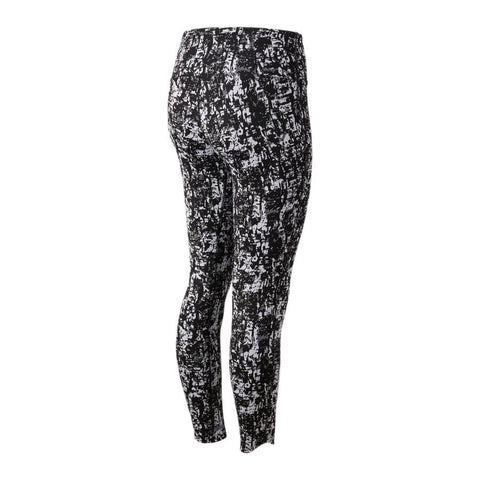 Q Speed Run Crew Texture Tight - Womens - Run Republic