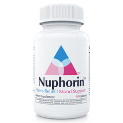 Nuphorin® Anxiety Relief Supplement (60 Capsules)