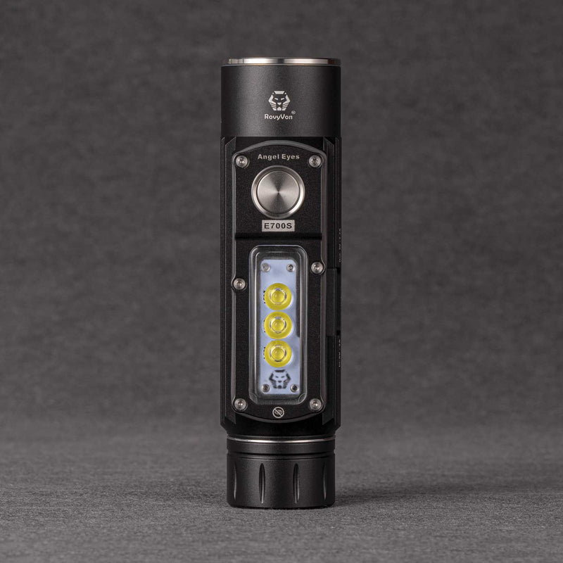 Angel Eyes E700S Multipurpose Powerful Compact Flashlight