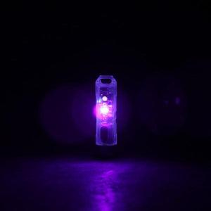 Aurora A8 Multifunction LED Keychain Flashlight