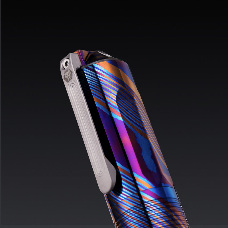 RovyVon Aurora A20 Timascus Limited EDC LED Flashlight