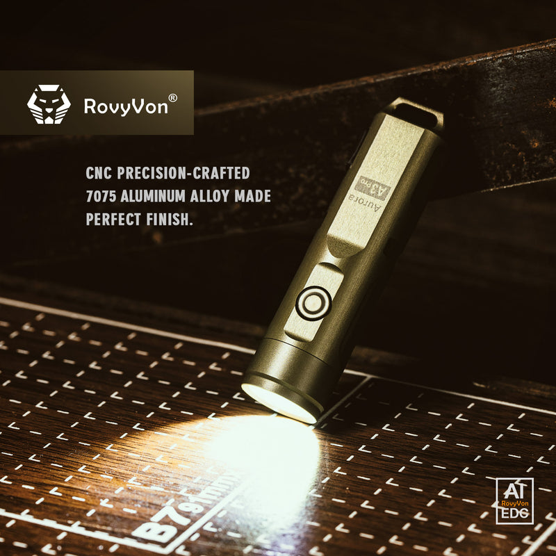 led Keychain flashlight A3 Pro