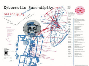 Cybernetic Serendipity poster 1968, 2014