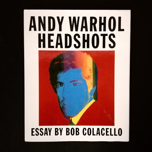 Andy Warhol: Headshots