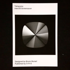 Bruno Munari: Tetracono