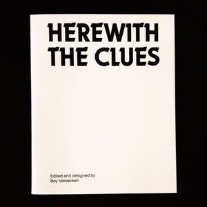 Boy Vereecken: Herewith The Clues