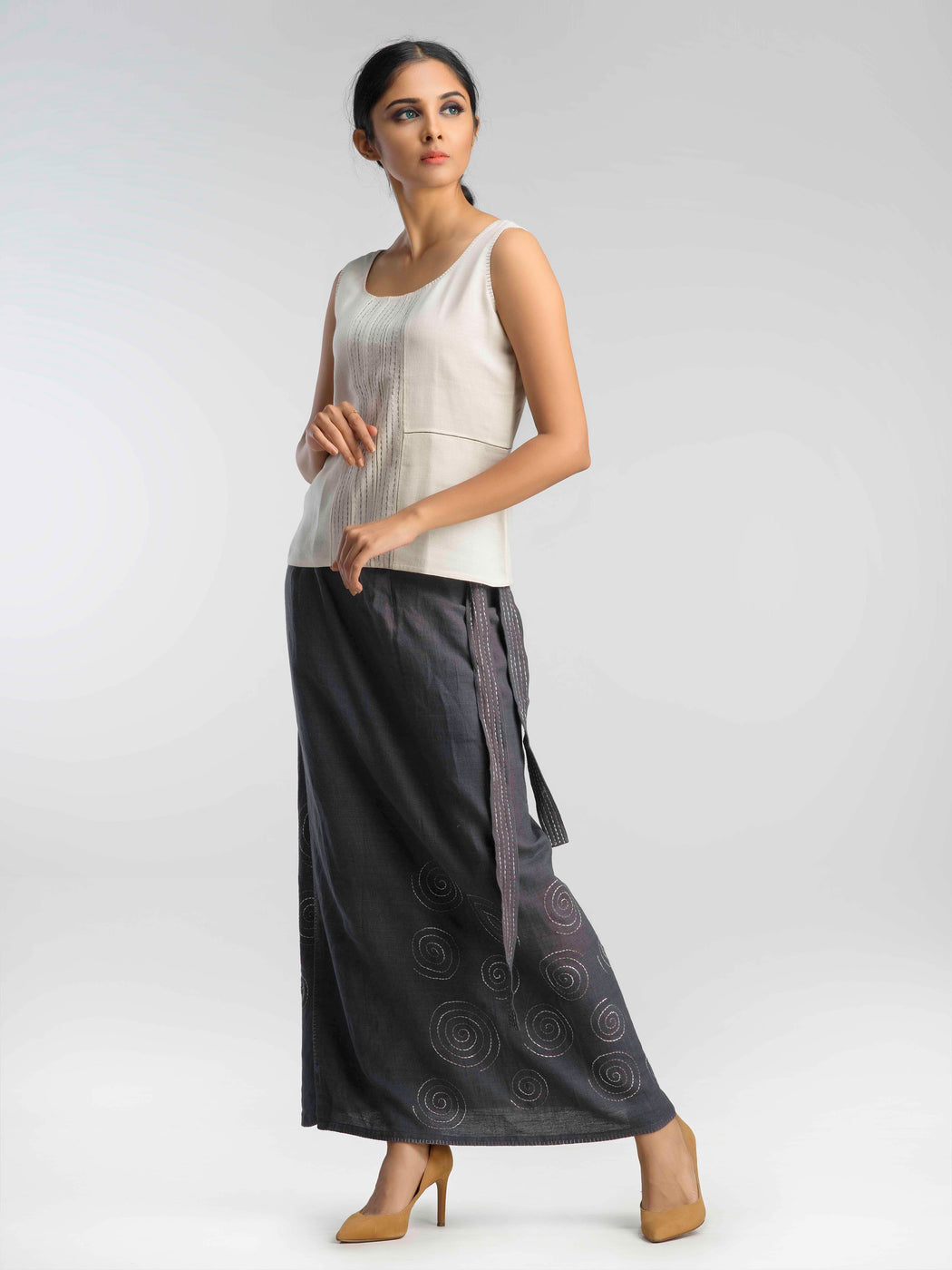 Monsoon Dream Wrap Around Skirt
