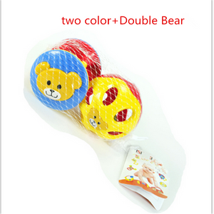 Baby Teether Rattle Hand Ball Toy