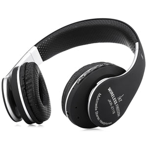 JKR 211B Bluetooth FM Portable Headset Headphones