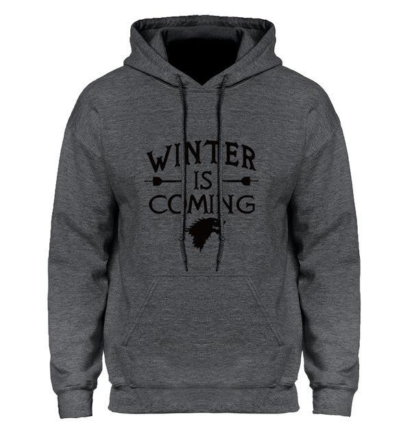 Men's Game of Thrones Autumn Winter Hoodie Jacket