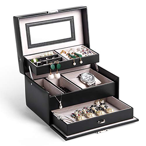 Homever Jewellery Box for Women and Girls