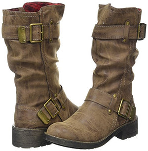 Rocket Dog Trumble Women's Slouch Boots
