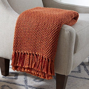 Stone & Beam Modern Woven Farmhouse Throw
