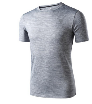 Men's Running Short Sleeves Sports Shirt
