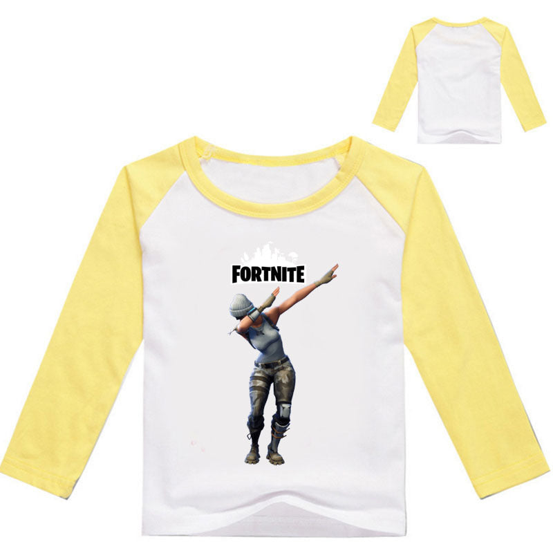 Fortnite Girls Battle Royale T-Shirt with Logo