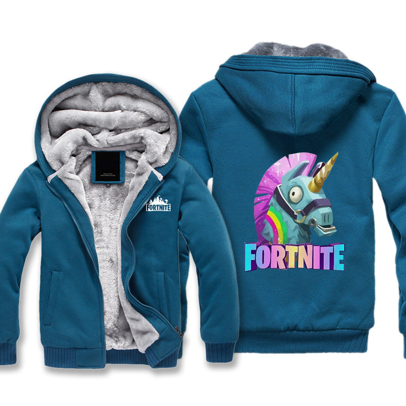 Fortnite Hoodie Novelty Unisex Jacket