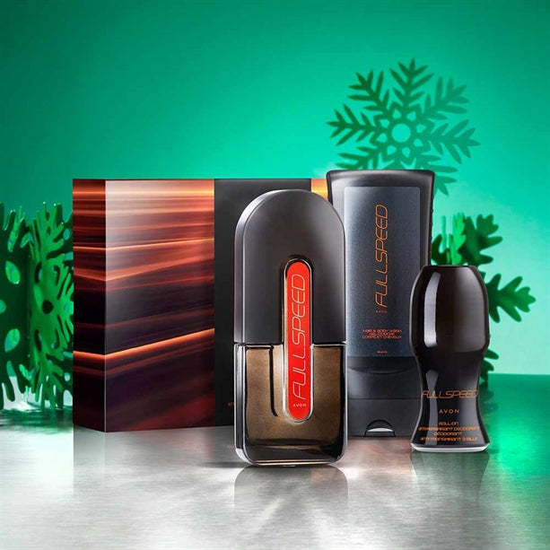 Full Speed Eau de Toilette Fragrance Gift Set