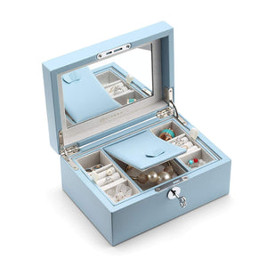 Vlando Lockable Jewellery Box Organiser