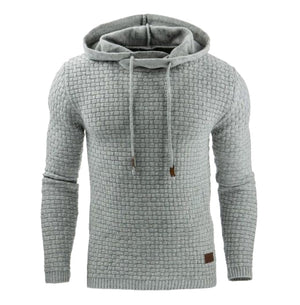 Men's Slim Hooded Sweatshirt
