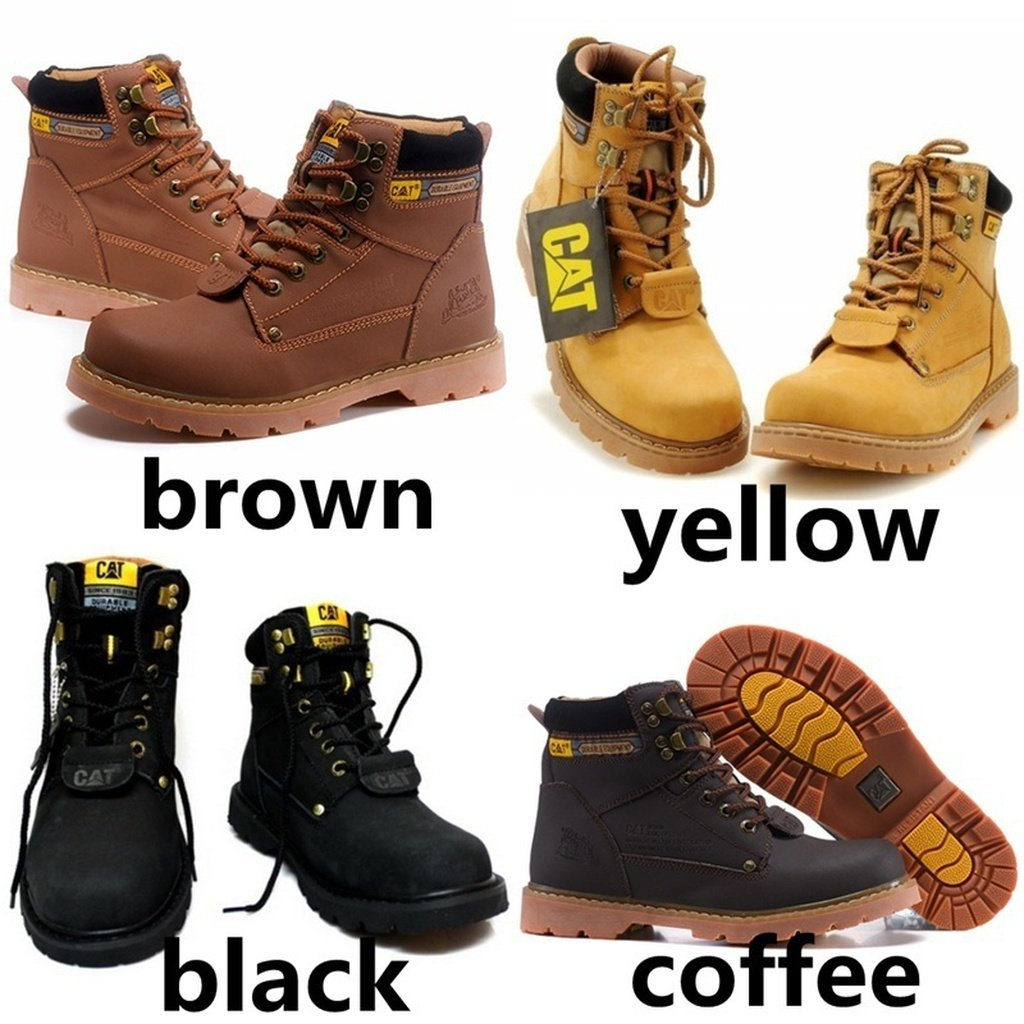 Men's Classic Outdoor Ankle Boots with  Anti-skid Wear-resistance