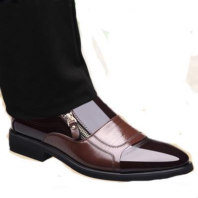 Oxford Genuine Leather Business Men's Shoes