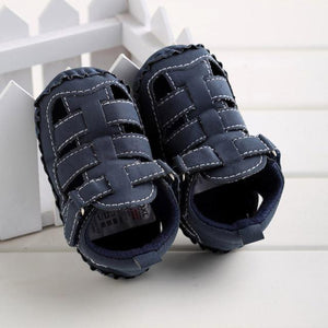 Summer Boys Crib Shoes