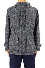 DAKS 10 Words Print Blouson