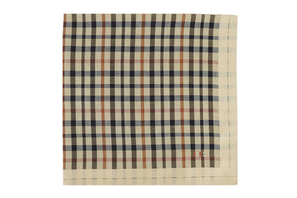 H/C Cotton Handkerchief