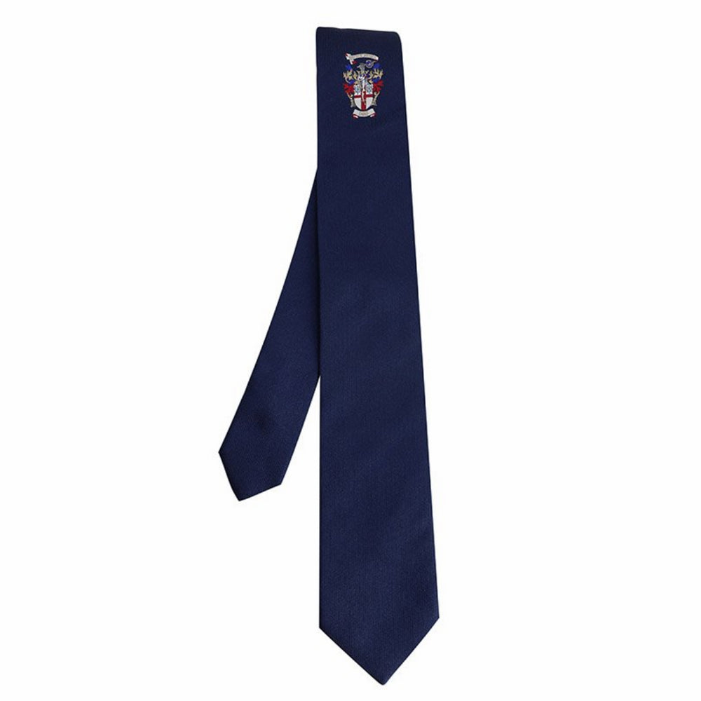 Tie with Coat of Arms