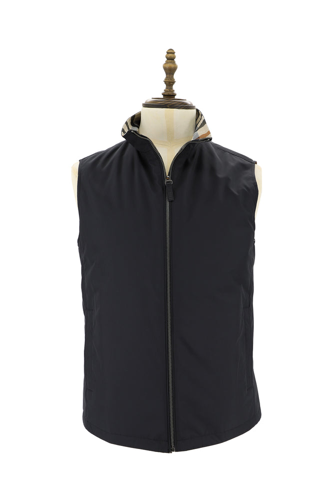 Men's Reversible Polyester Vest
