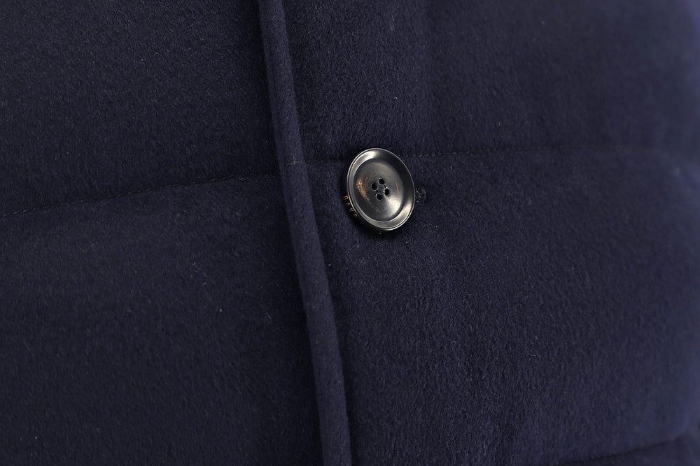 Men's Cashmere Down Coat