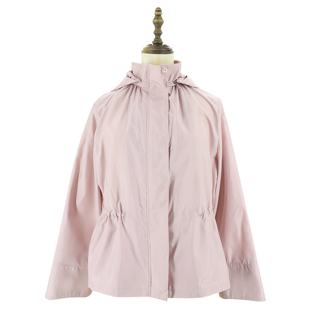 Womens Woven Blouson 38 / L.pink Ladies
