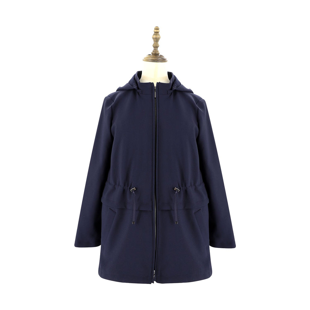 Womens Woven Blouson Ladies