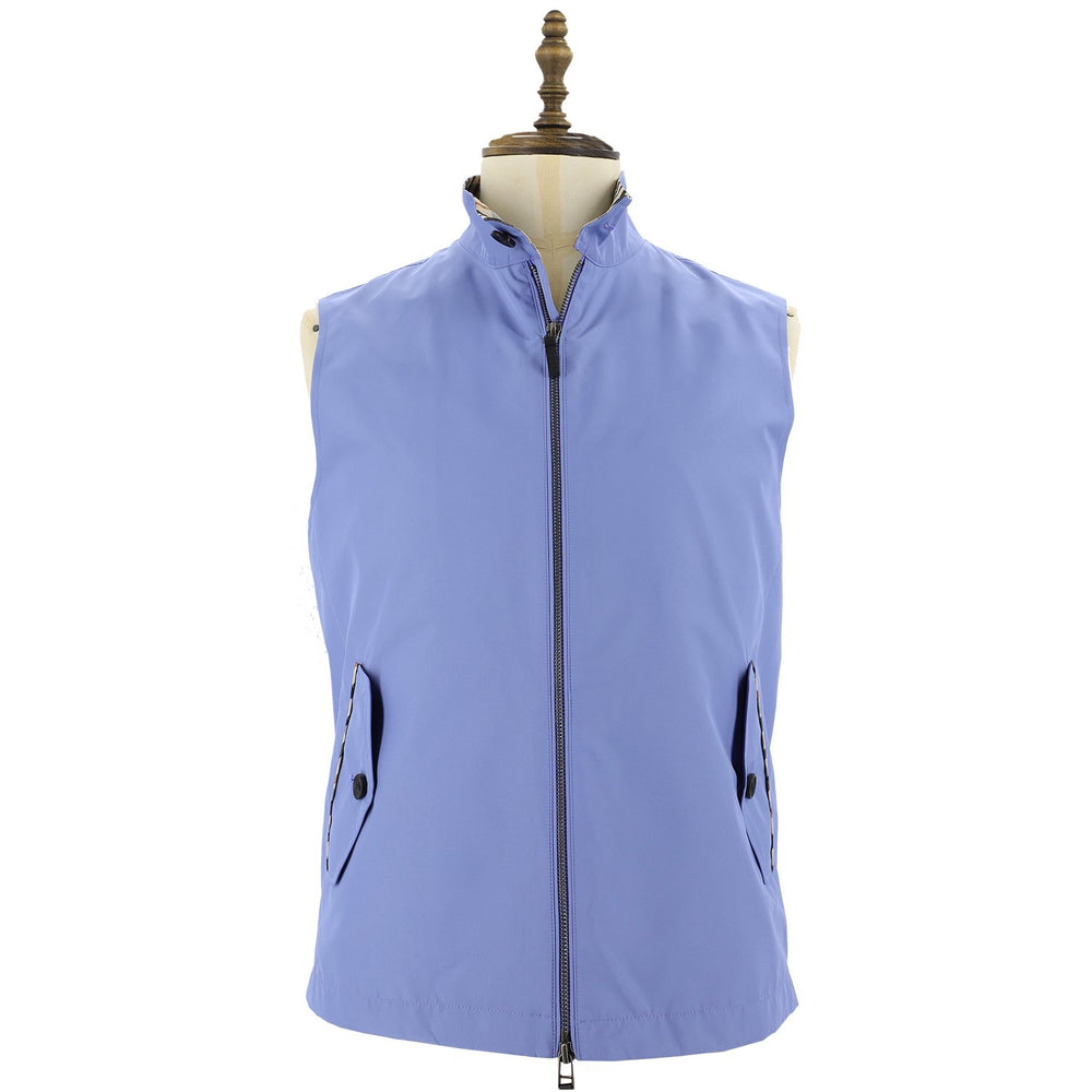 Mens Woven Vest 48 / Colony Blue