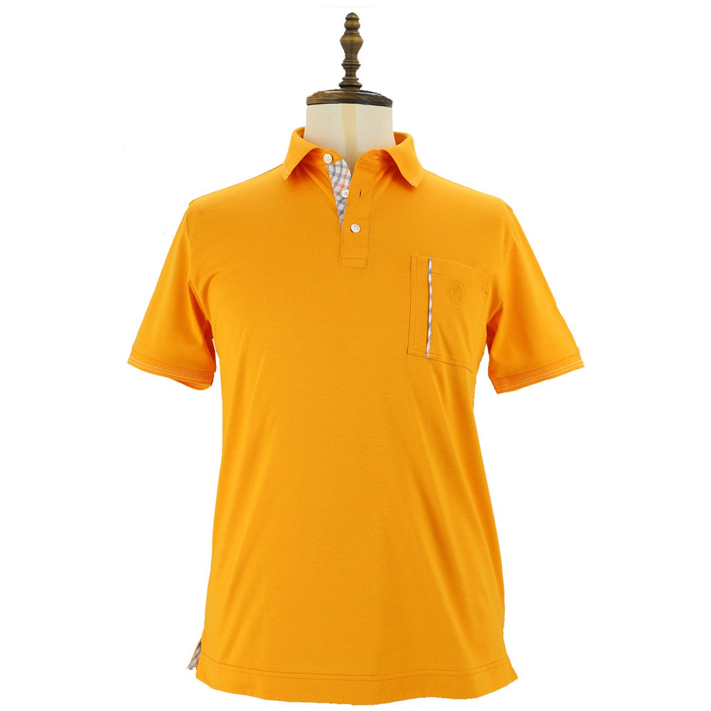 Men's Cotton Knit Polo