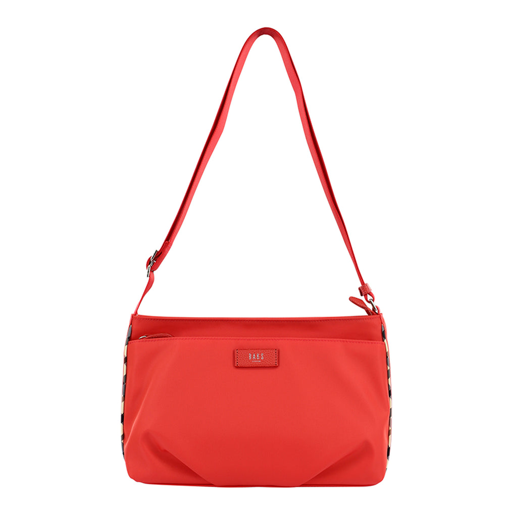 Women's Nylon Woven Bag
