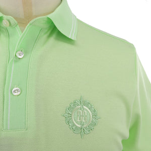 Men's SS20 DD logo embroidery polo
