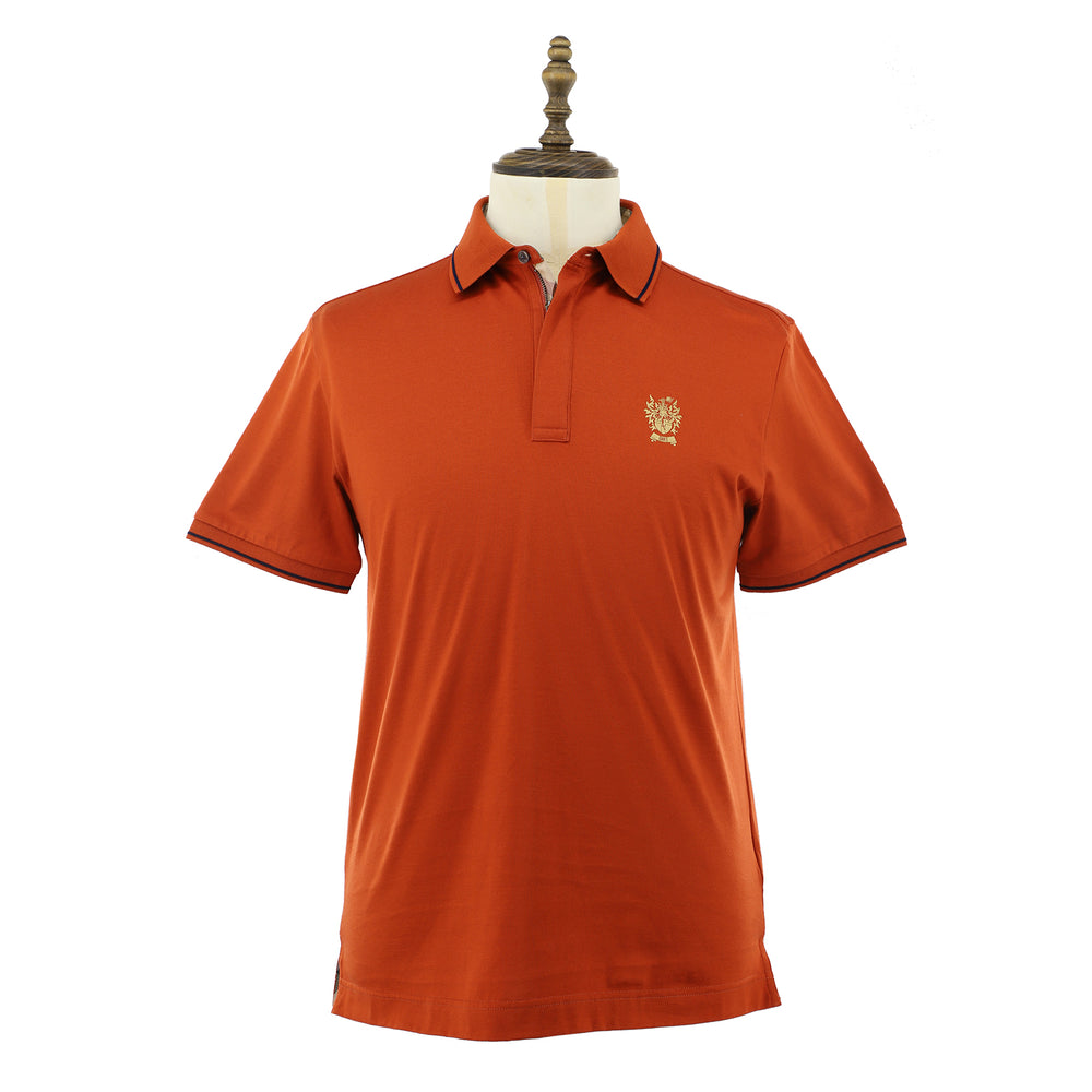 Men's Coat of Arms logo polo