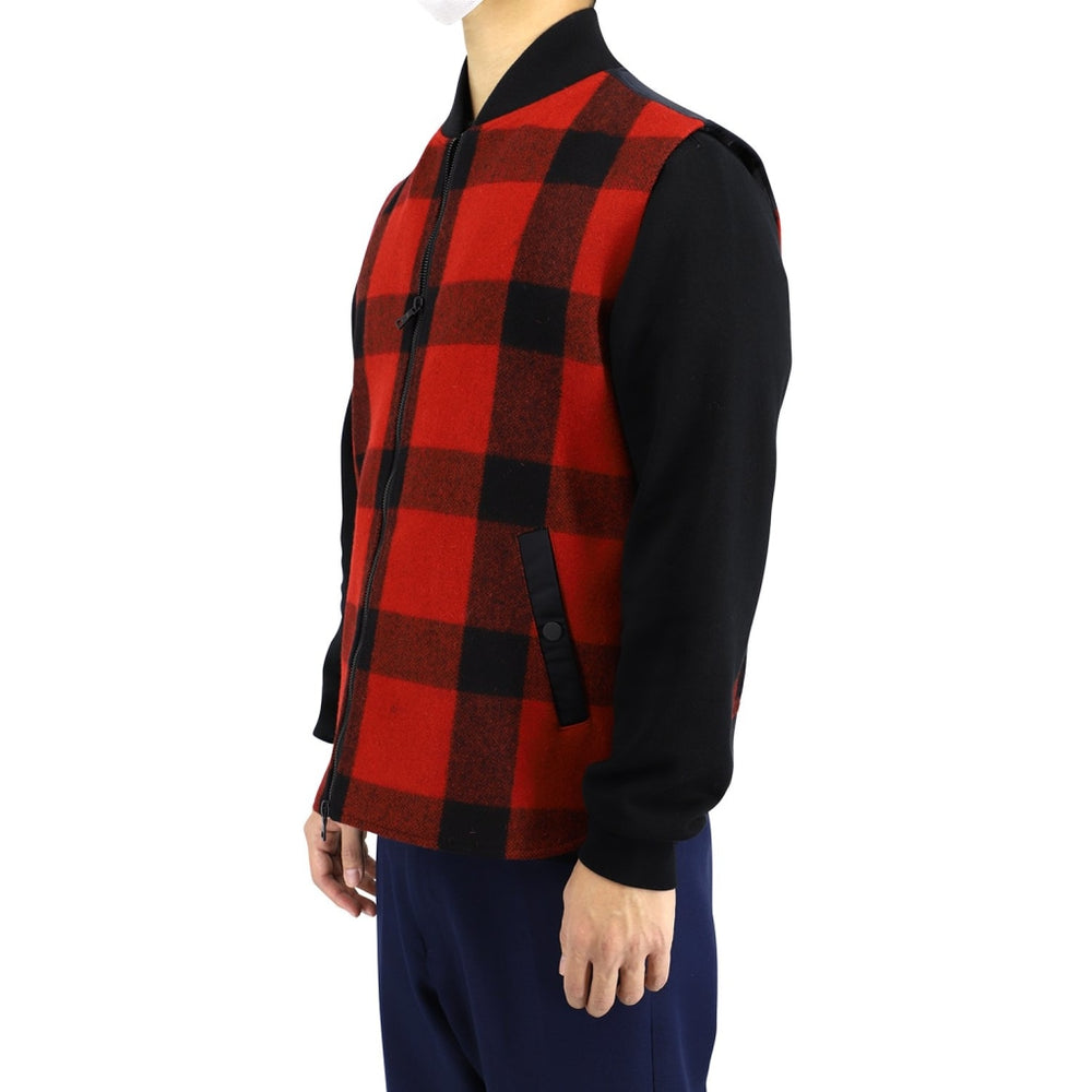Daks 10 British Check Vest Mens