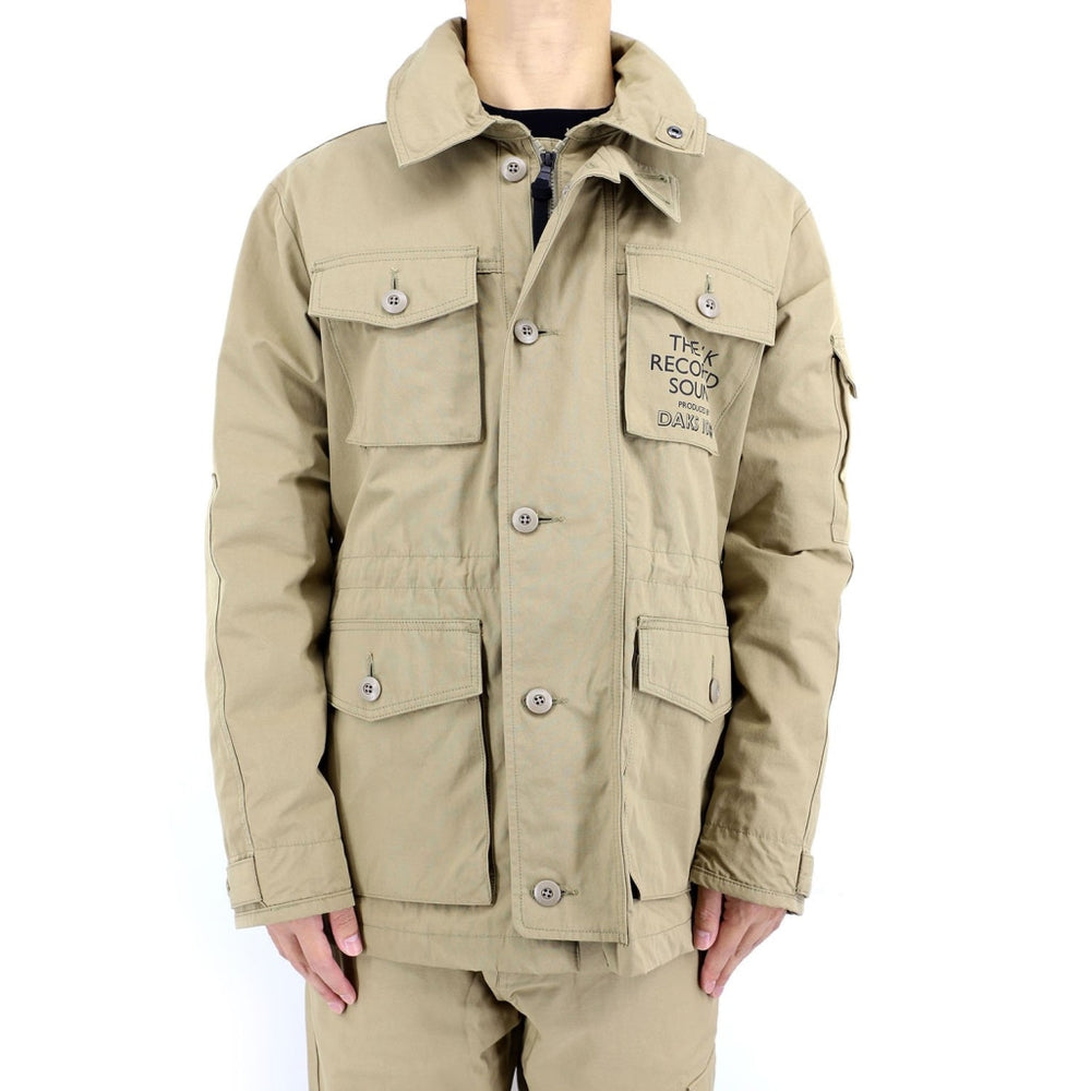 Daks 10 Four Pocket Military Jacket Mens