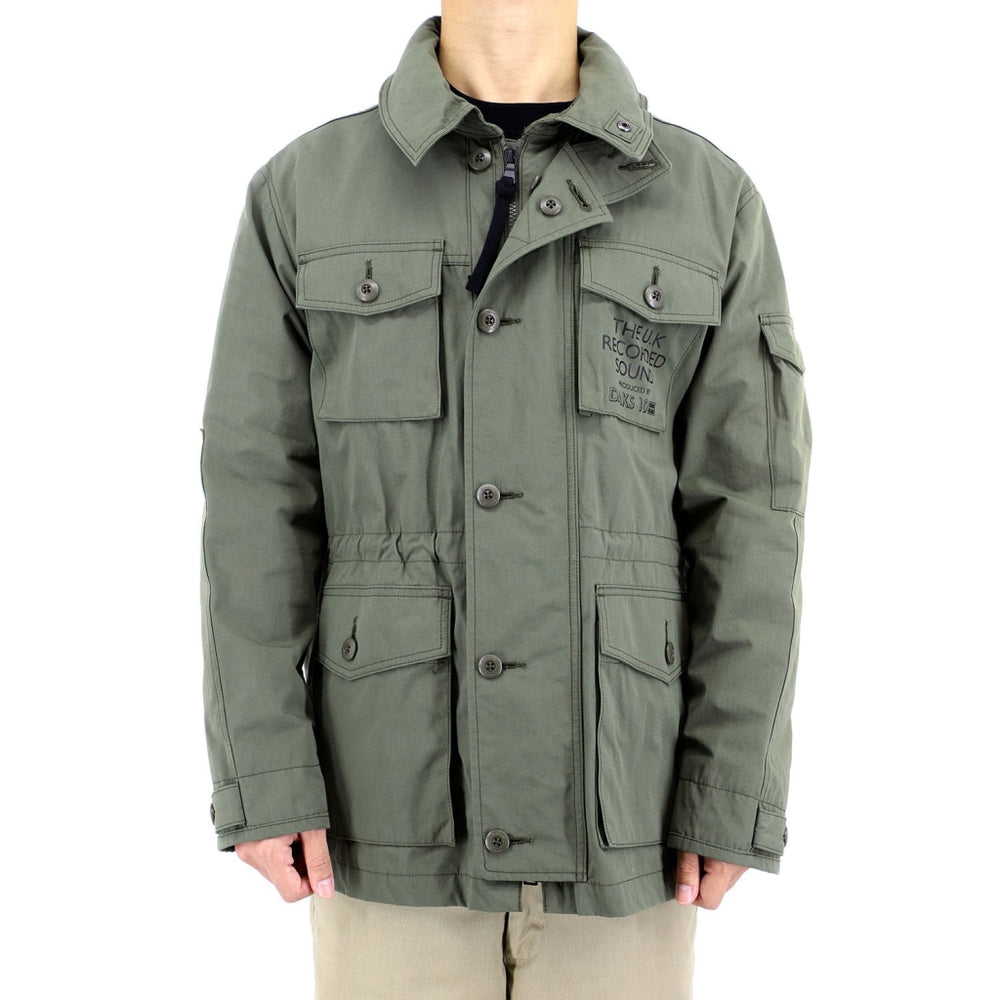 DAKS 10 Four Pocket Military Jacket