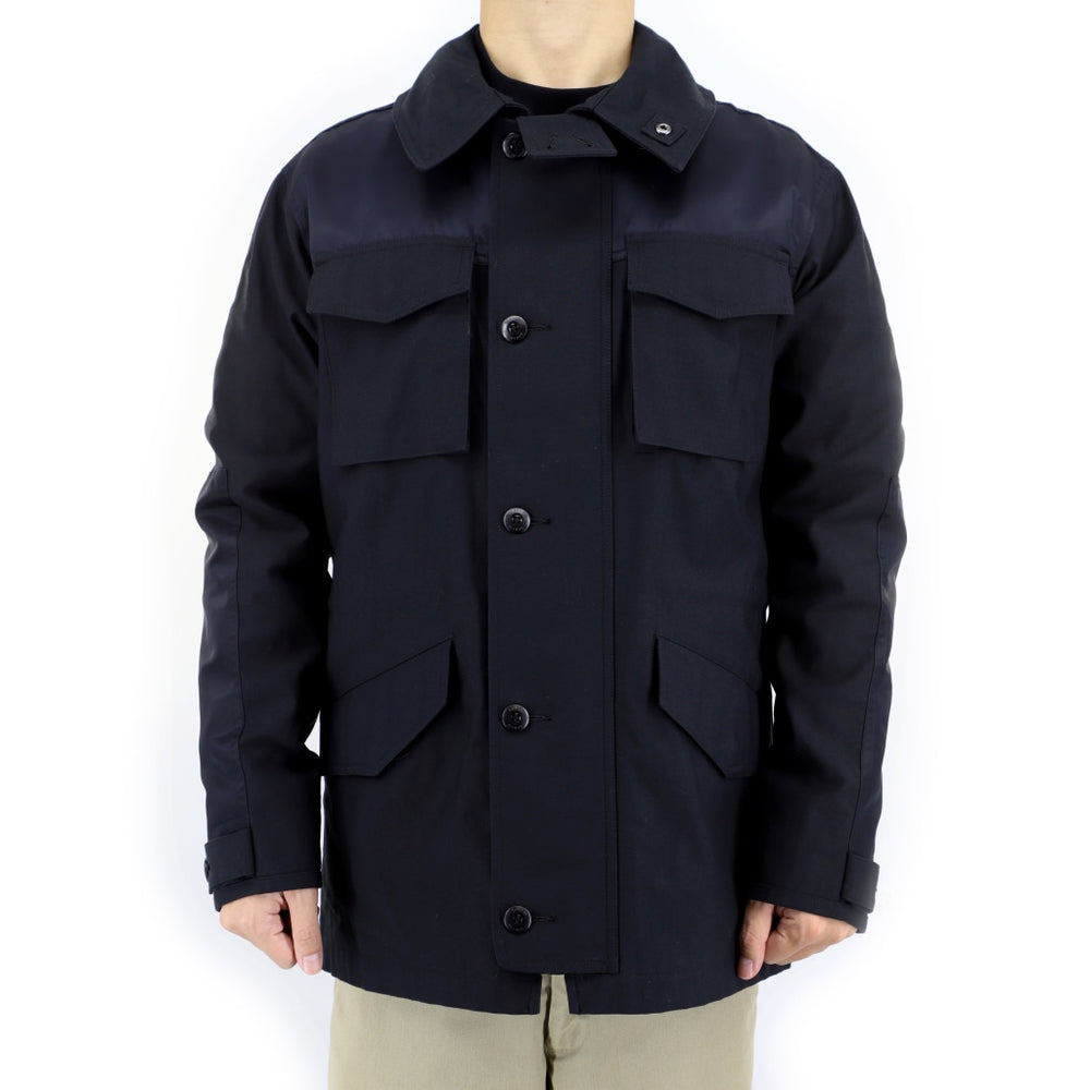 DAKS 10 Four Pocket Patckwork Jacket
