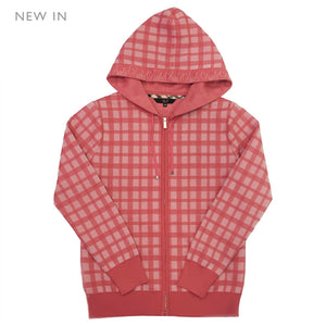 Womens Cotton Knit Parka Ladies