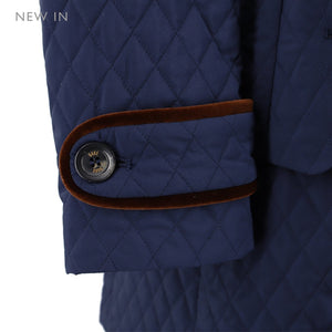 Womens Woven Coat Ladies