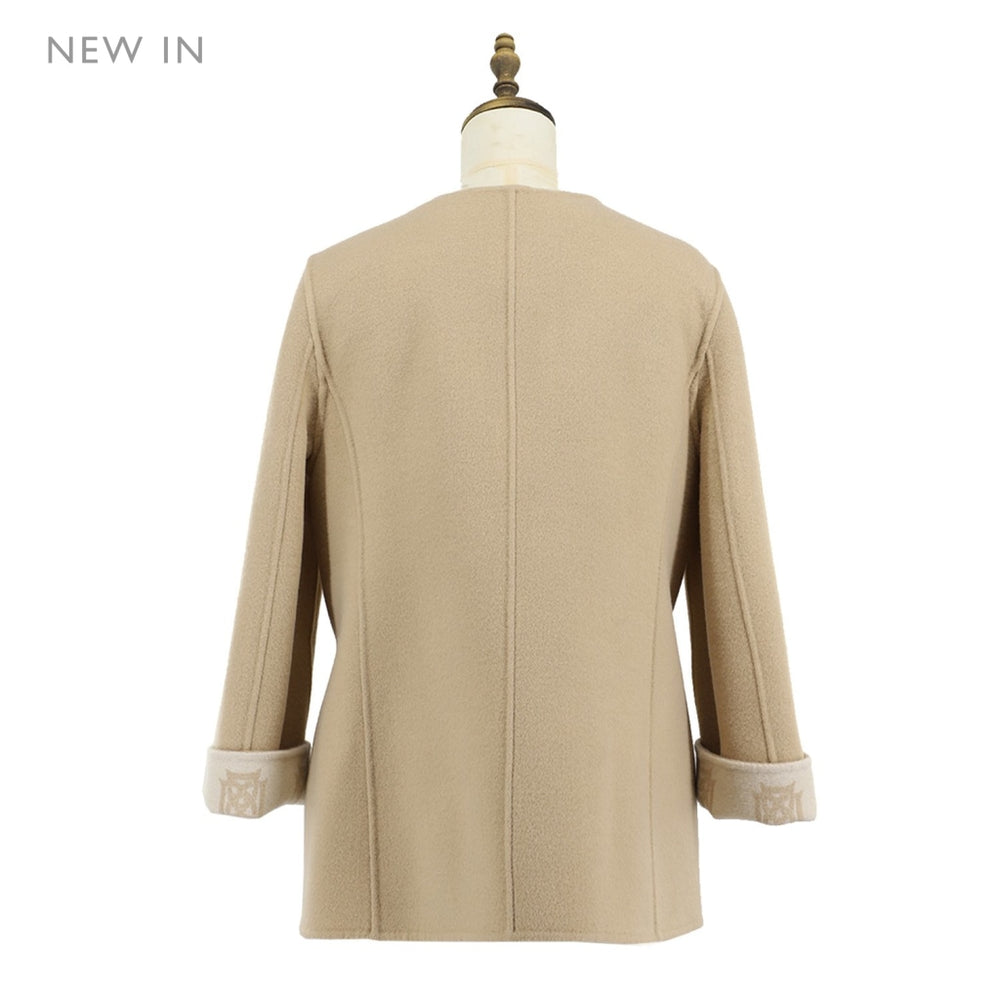 Womens Woven Jacket Ladies