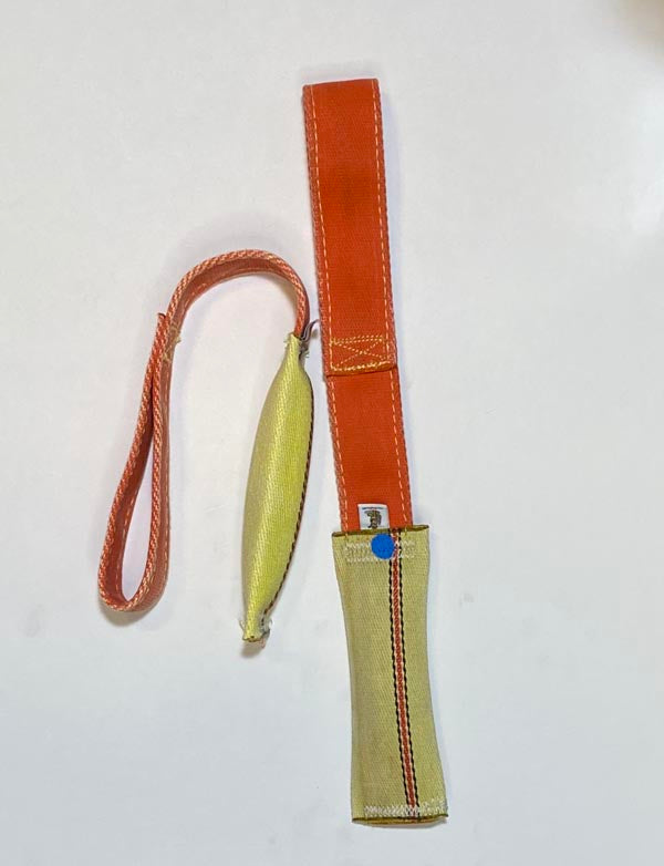 "1.5"" single jacket, single extended hose handle"
