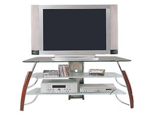 02730 Martini Glass Top TV Stand