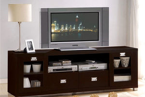 06365 Commerce Console Plasma TV Stand